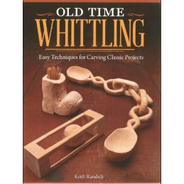 Old Time Whittling Craft Book
