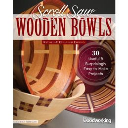 Scroll Saw Wooden Bowls Book