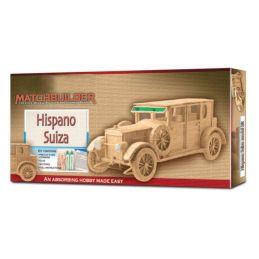 Match Builder Hispano Suiza Car