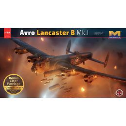 HK Models Avro Lancaster B Mk1 1/32nd Scale P Limited Edition