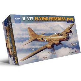 1/48 B-17F Flying Fortress 'Memphis Belle' Plastic Model Kit