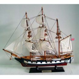 HMS Beagle Starter Wooden Model Ship Kit
