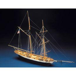 Mantua Models Linx Baltimore Schooner Kit