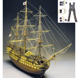 Mantua Models HMS Victory and Versatile Bending Tool Deal