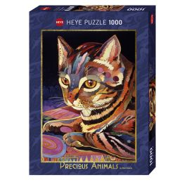 Heye Puzzles Precious Animals - So Cosy 1000 Piece Jigsaw