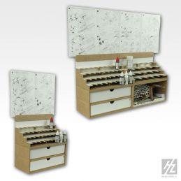 Hobbyzone Magnetic Instruction Holder