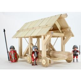 Pathfinders Battering Ram Wooden Kit