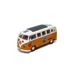 Airfix QUICKBUILD VW Camper Surfin'  Plastic Model Kit