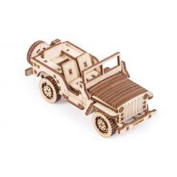 Wood Trick Jeep