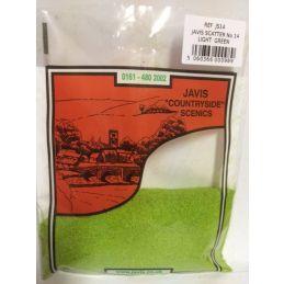 Javis Scenic Scatter - No.14 Light Green 50g