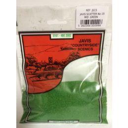 Javis Scenic Scatter - No.15 Medium Green 50g