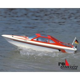 Krick Katje Sports Boat Model Kit
