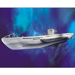 Krick U-Boat Type VII b Submarine Kit
