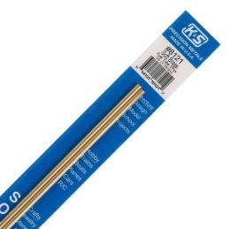 Fuel tube (soft brass tube) Pack of 2