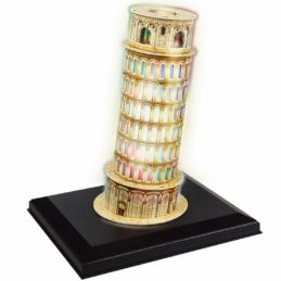 CubicFun L502H Leaning Tower of Pisa with LED Light 3D Puzzle