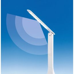 LightCraft Slim-Line Rechargeable LED USB Task Lamp