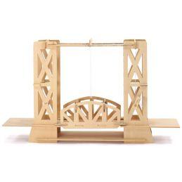 Pathfinders Lift Bridge Educational Wood Kit