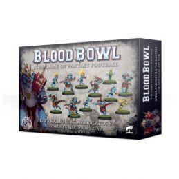 Warhammer Gwaka'moli Crater Gators - Lizardmen Blood Bowl Team