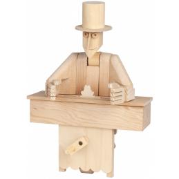 Timberkits Magician Educational Timber Wood Automation Kit