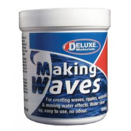 Deluxe Materials Making Waves