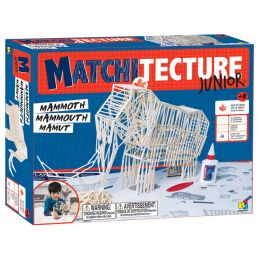 Matchitecture Mammoth Junior Matchstick Model Kit