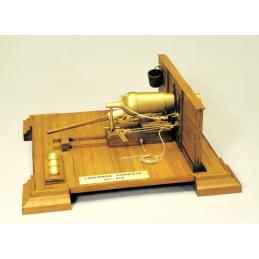 Mantua Models French Carronade 17th Scale Historical Model Kit