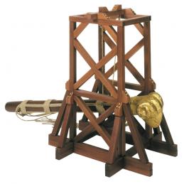 Mantua Models Roman Siege Tower Model Kit