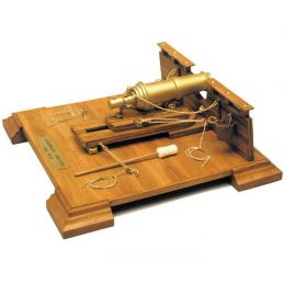Mantua Models English Carronade 17th Scale Historical Kit