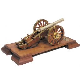 Mantua Models Napoleonic Cannon 18th Century Kit