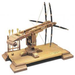 Mantua 16th Century Scorpion Crossbow Model Kit