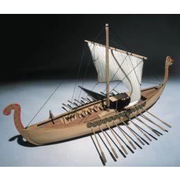 Mantua Models Viking Long Boat Kit