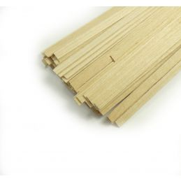 1000mm White Maple Planking Bundles of 5 - Maple 0.5 x 5 x 1000mm (5)