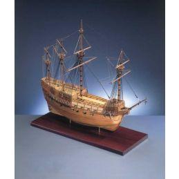 Caldercraft Mary Rose 1510 Tudor Warship 1:80 Scale Model Kit
