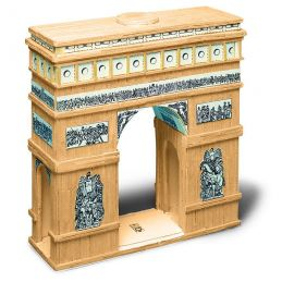 Match Craft Arc De Triomphe Matchstick Kit