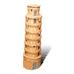 Match Craft Tower of Pisa Matchstick Kit