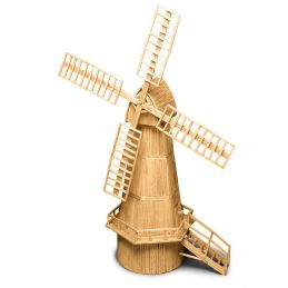 Match Craft Dutch Windmill Matchstick Kit