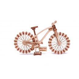 Wood Trick Mini Bicycle