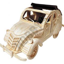 Old Car Matchstick Kit