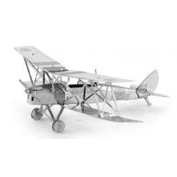 Metal Earth de Havilland Tiger Moth 3D Laser Cut Model
