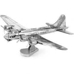 Metal Earth B-17 Flying Fortress 3D Metal Model Plane Kit