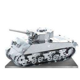Metal Earth Sherman Tank 3D Laser Cut Model