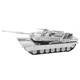 Metal Earth M1 Abrams Tank 3D Model Kit