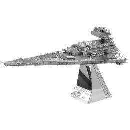Metal Earth Star Wars Imperial Star Destroyer 3D Laser Cut Model Kit