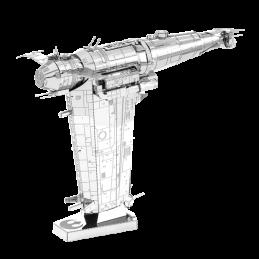 Metal Earth Star Wars Resistance Bomber 3D Model Kit