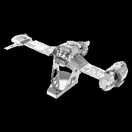 Metal Earth Star Wars Resistance Ski Speeder 3D Model Kit