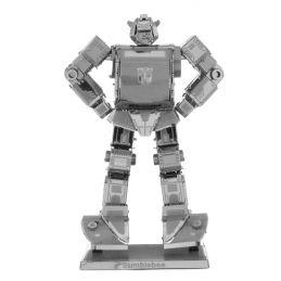 Metal Earth Transformers Bumblebee 3D Metal Model Kit
