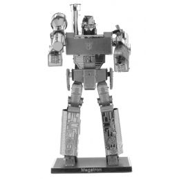 Metal Earth Transformers Megatron 3D Metal Model Kit