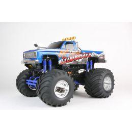 Tamiya 1/10 Scale Super Clod Buster Radio Control Monster Truck Kit