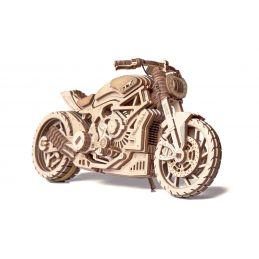 Wood Trick Motorcycle