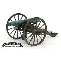 Napoleon Cannon 12 Pounder Historic 1:16 Scale Model Kit - Guns Of History Range